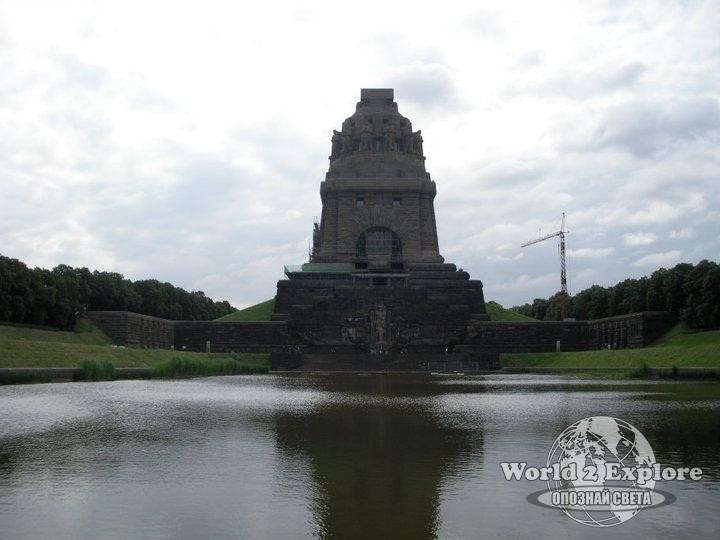 ЛАйпциг паметник