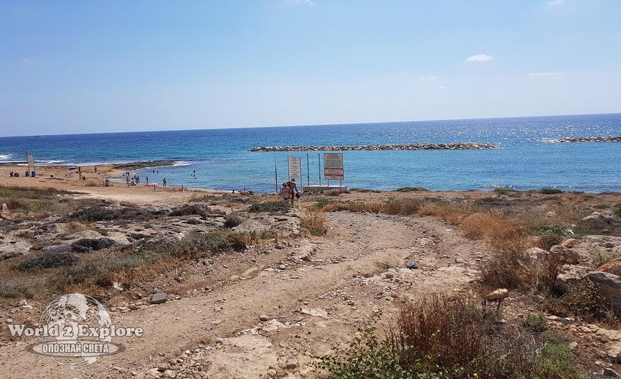 пафос-средиземно-море