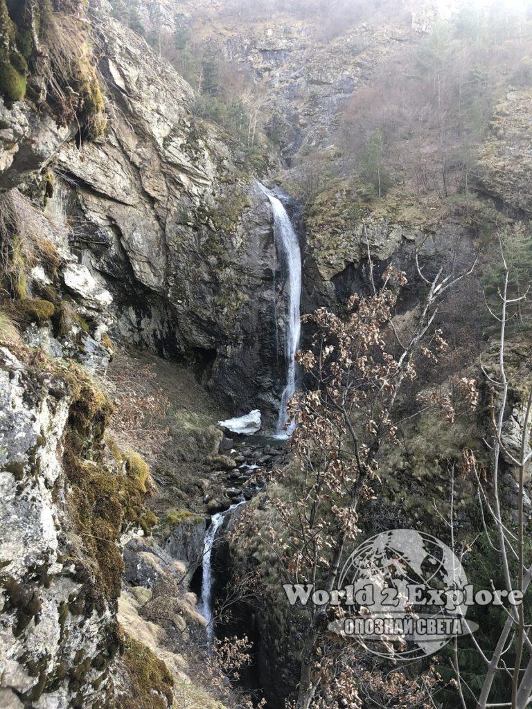 Овчарченски-водопад