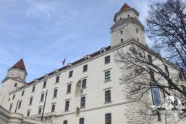 Братислава замъкът