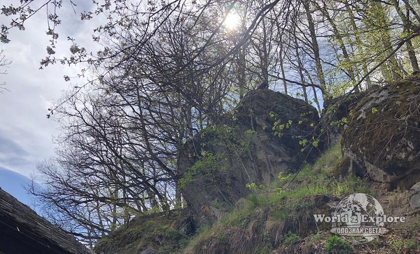 Рилски-пещера