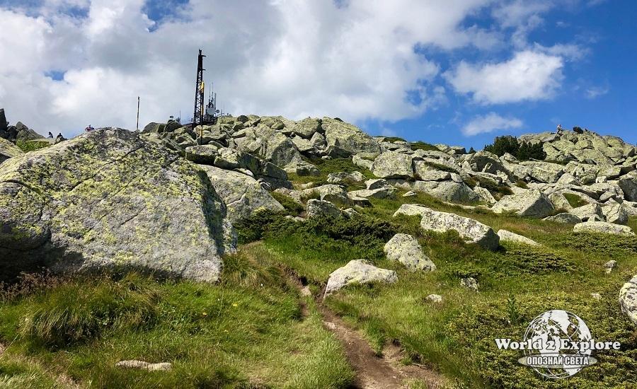 връх, Витоша