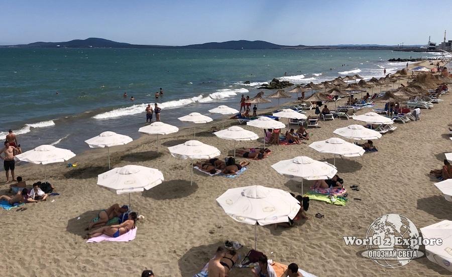 Бургас-плаж