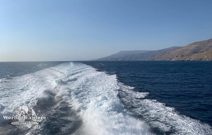 Егейско-море-