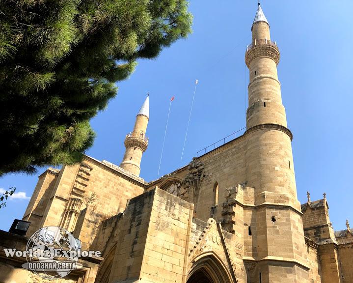 джамията-селимие-