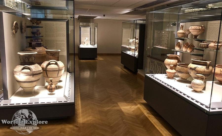 Музеят за история на кипърското монетосечене.