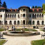 дворецът-