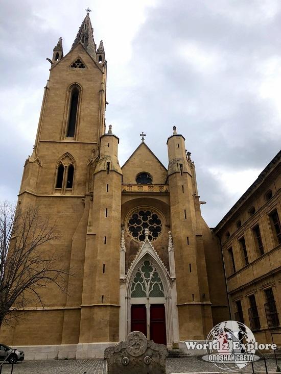 екс-ан-прованс-църква-св-йоан