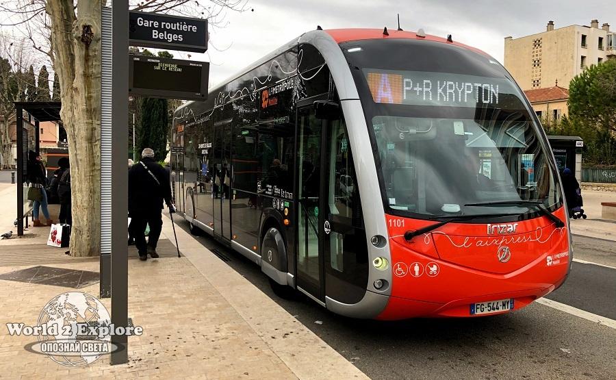 екс-ан-прованс-автобус