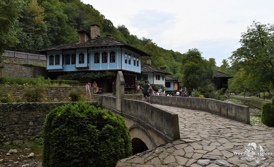 каменен-мост