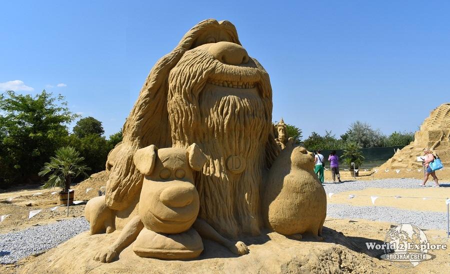 скулптури-фестивал