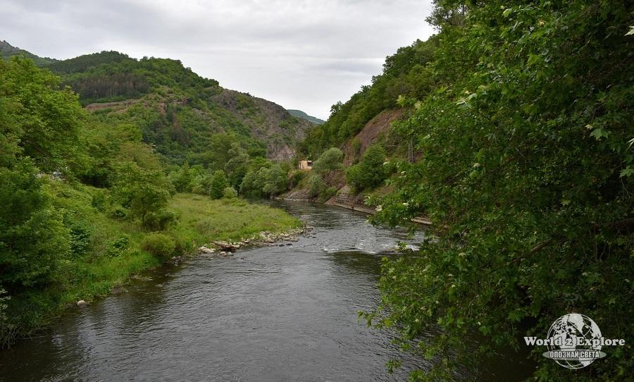 река-искър