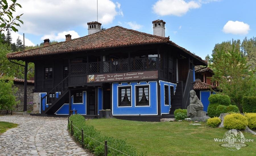 къща-музей-димчо-дебелянов