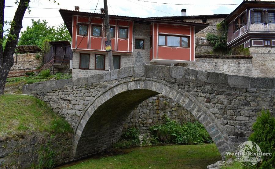 """Мостът """"Първа пушка"""" - един от националните ни символи"""