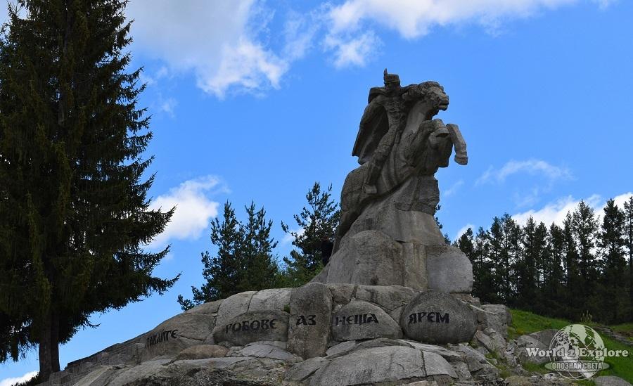 паметник-Бенковски