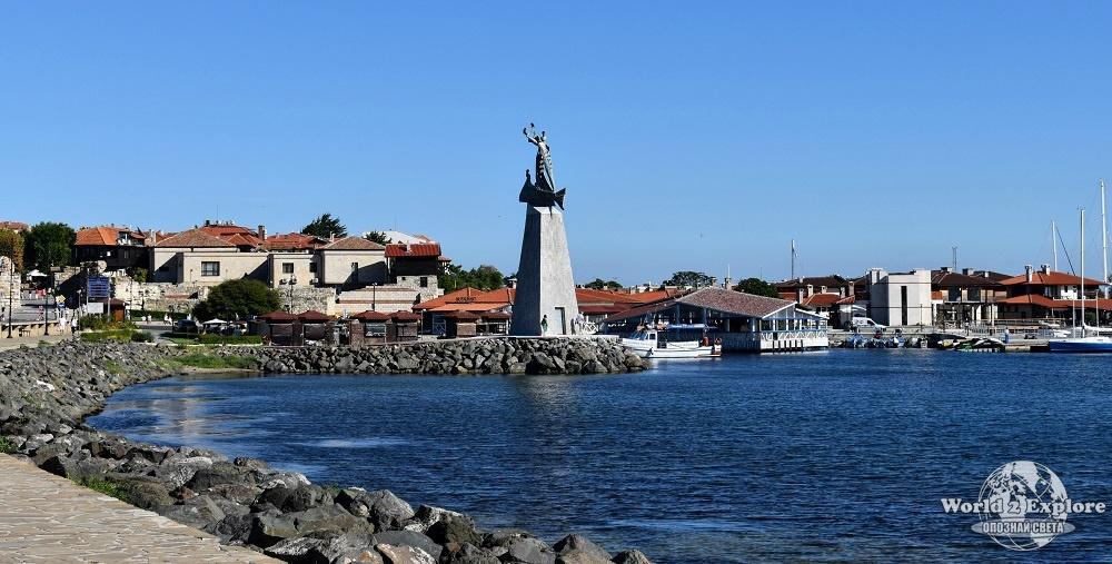статуята на рибаря
