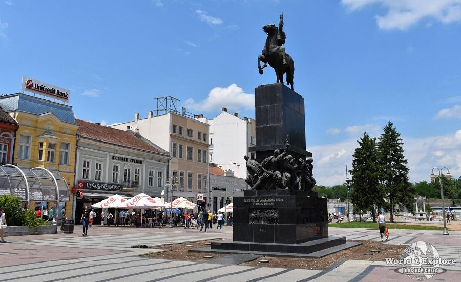 Паметник на освободителите на Ниш