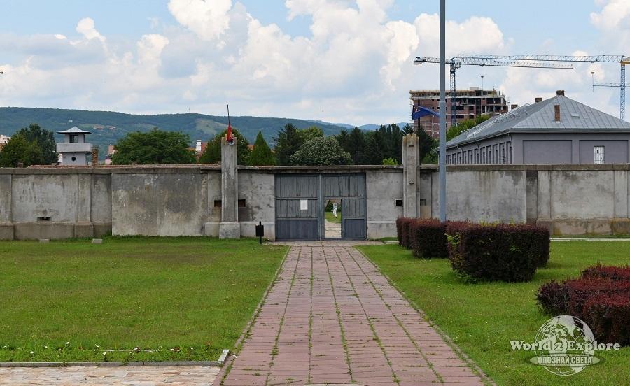 концентрационен-лагер-ниш