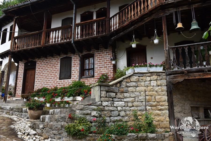 преображенския манастир-