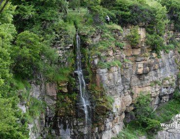 скакля-водопад