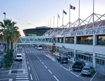 Летище Кот д'Азур