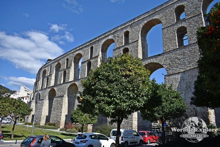 kavala-кавала-акведукт