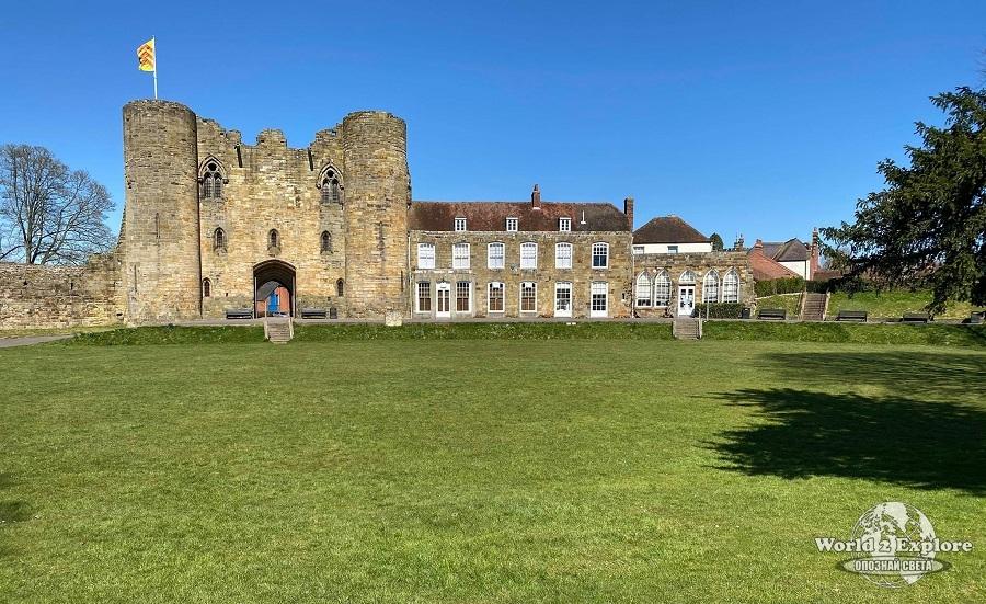тонбридж-замък