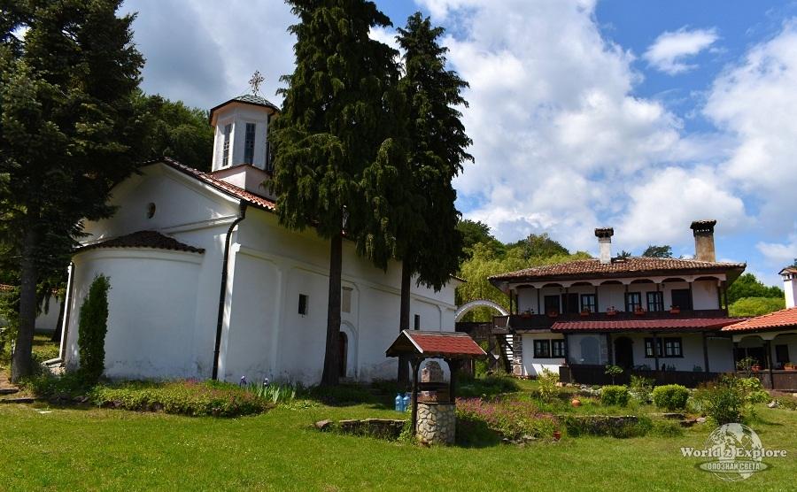 лозенският-манастир