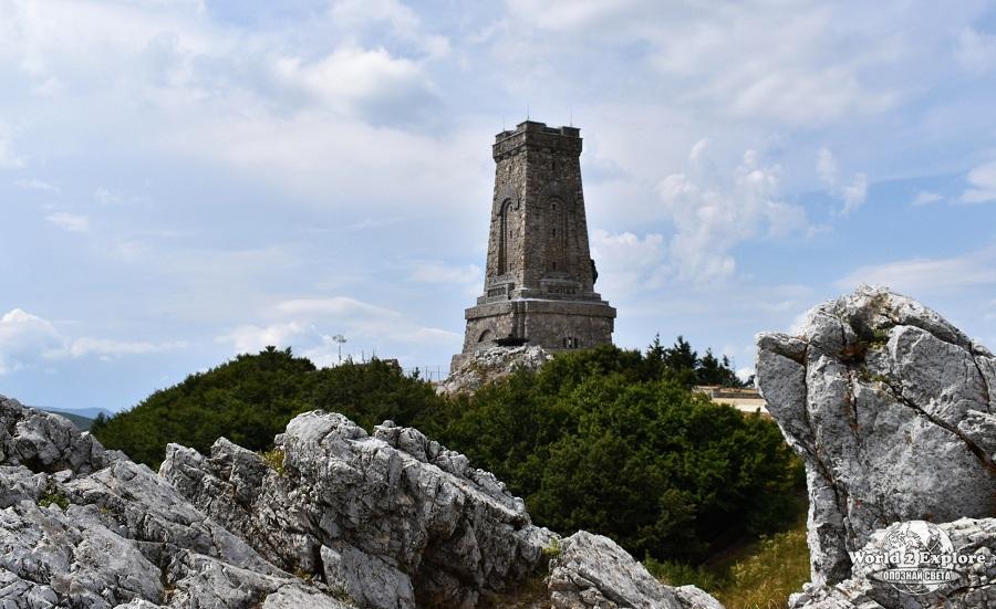 паметникът Шипка