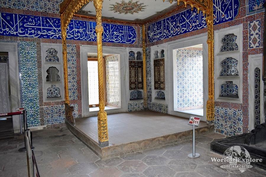 Покоите на Мурад III