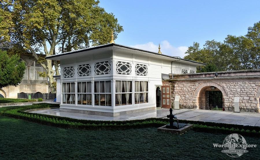 дворец истанбул топкапъ
