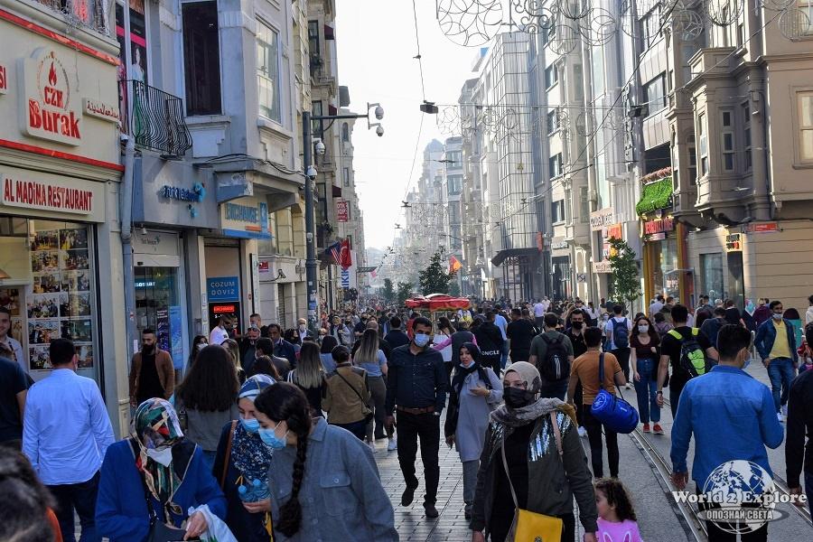 Истиклял-истанбул