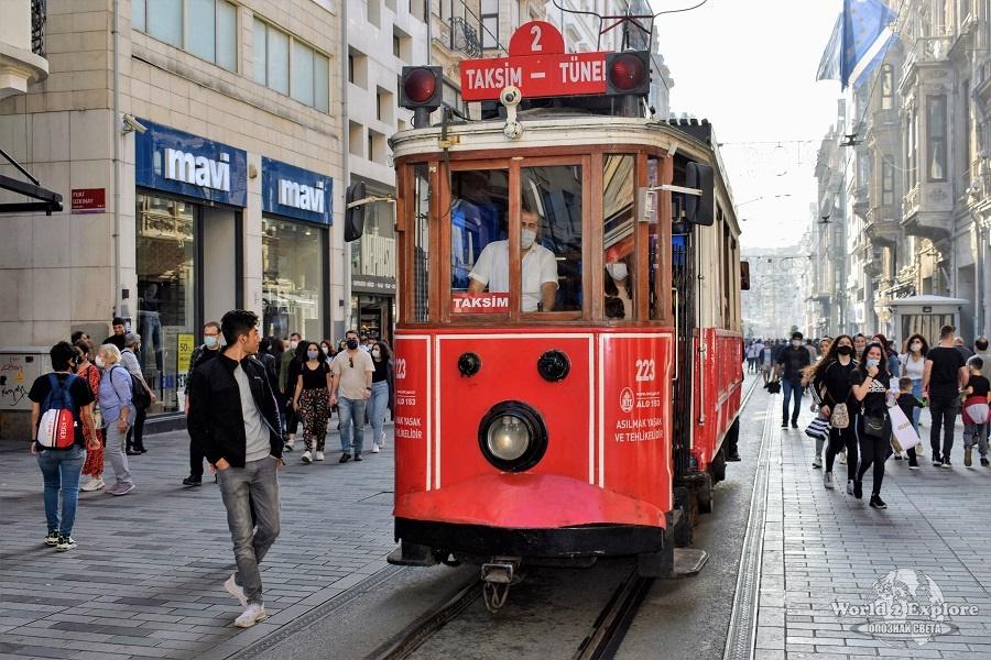 трамваят на носталгията