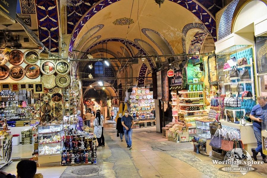 капалъ-чарши истанбул