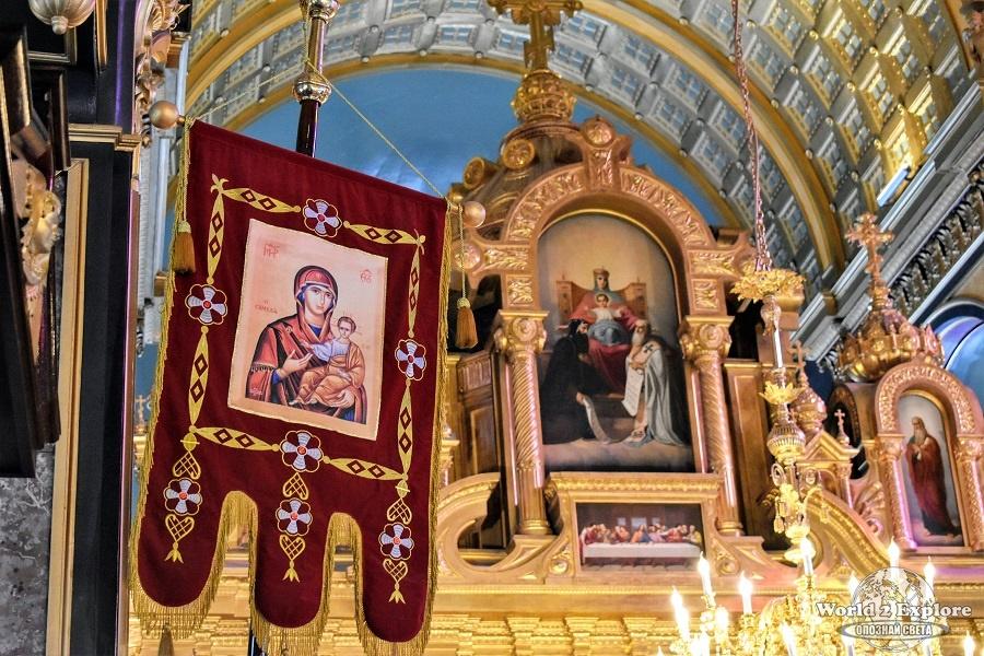 св. стефан желязната църква в истанбул
