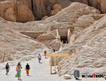 египет долината на царете