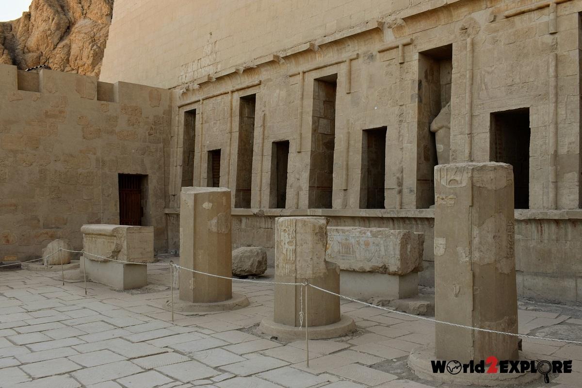 Храмът на Шетшепсут